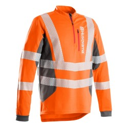 T-SHIRT Technical High Viz Long sleeve EN20471
