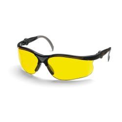 Okulary ochronne, żółte X
